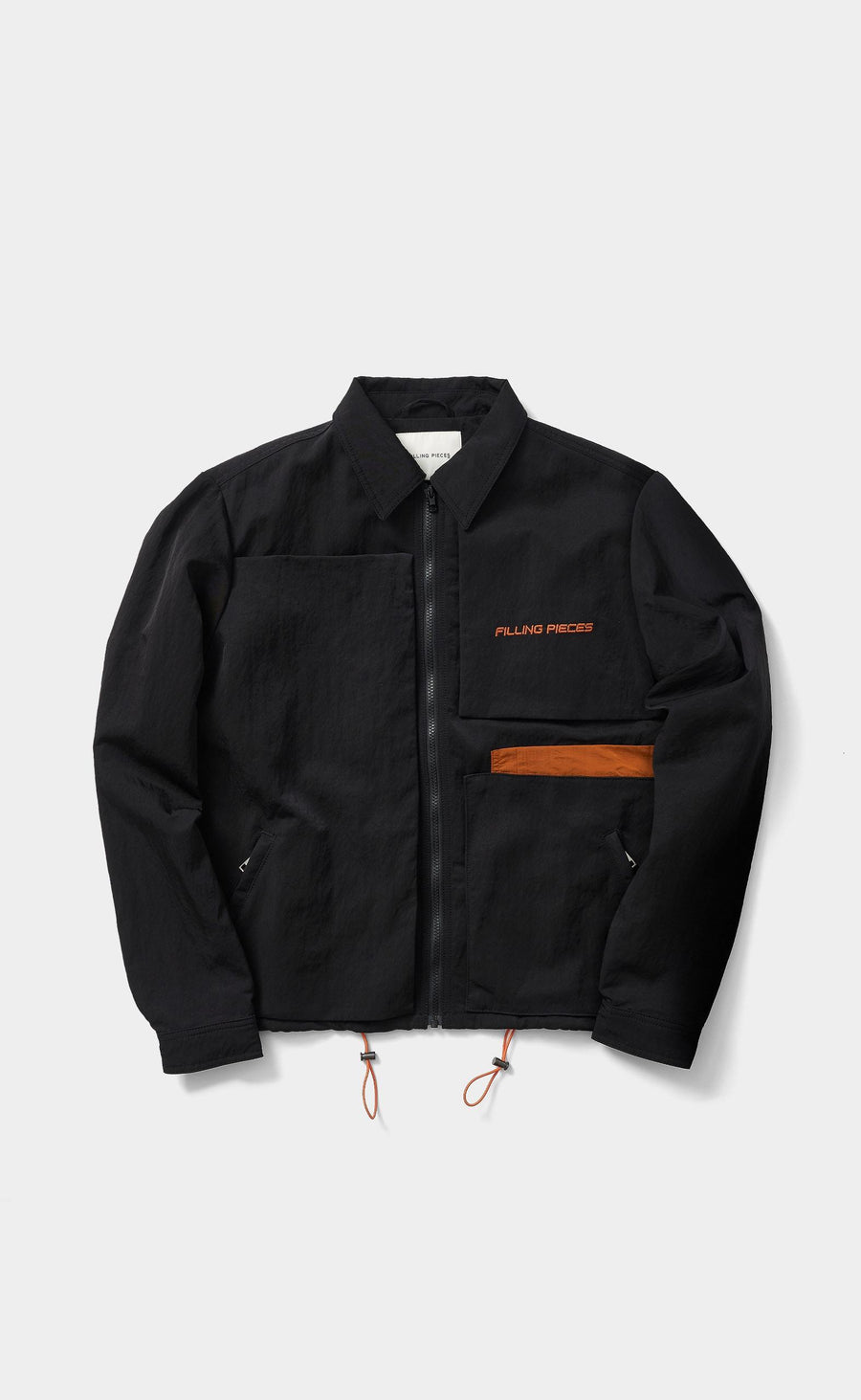 Windbreaker Classic Black - men