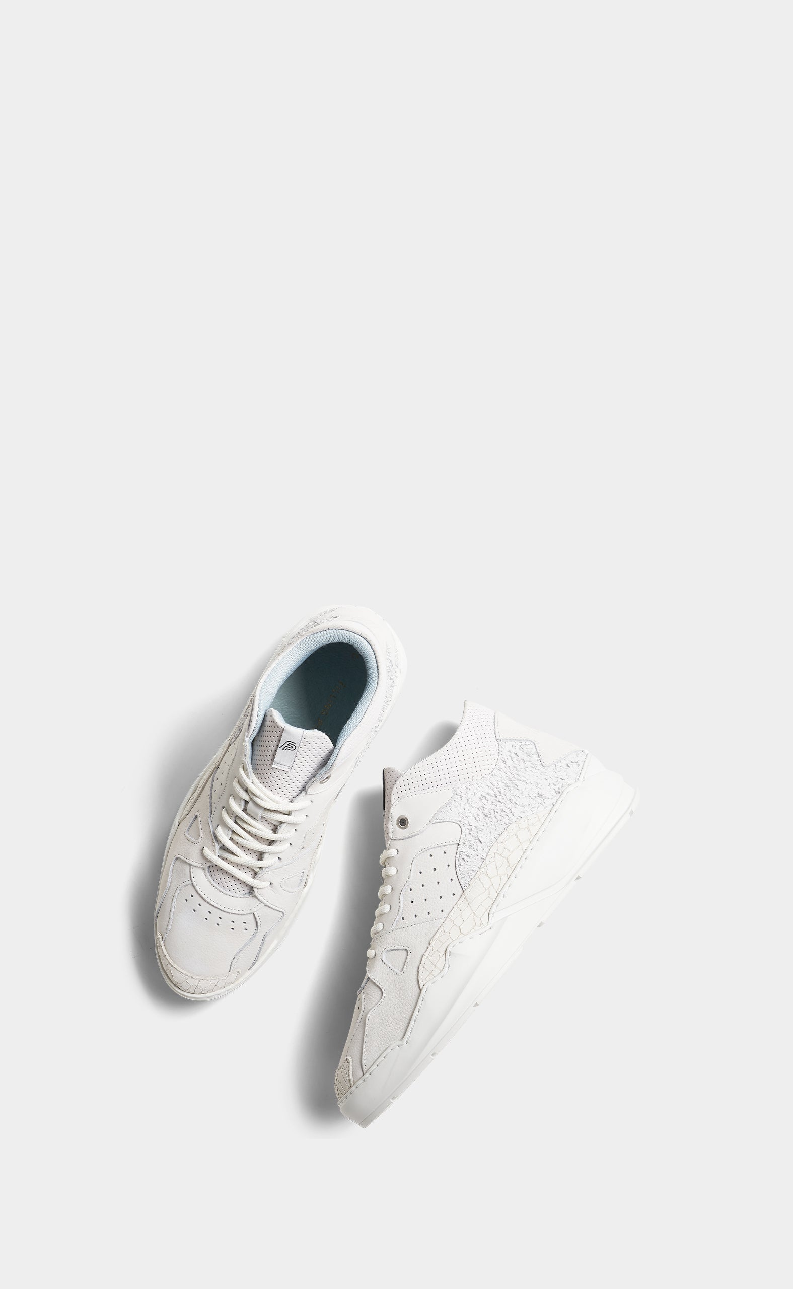 Lay Up Icey Wool Off White - men