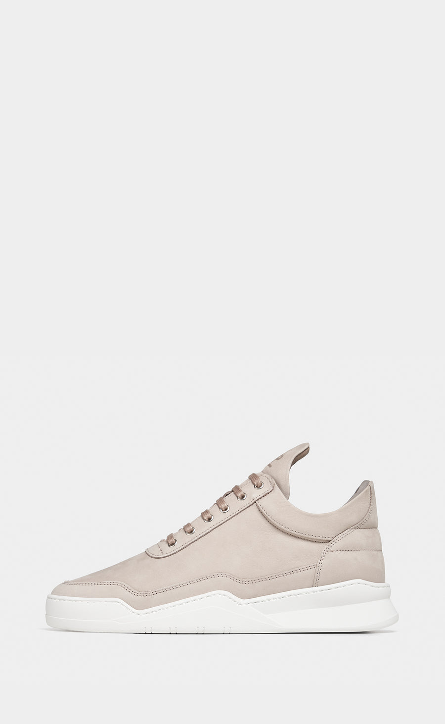 Low Top Ghost Nubuck Taupe