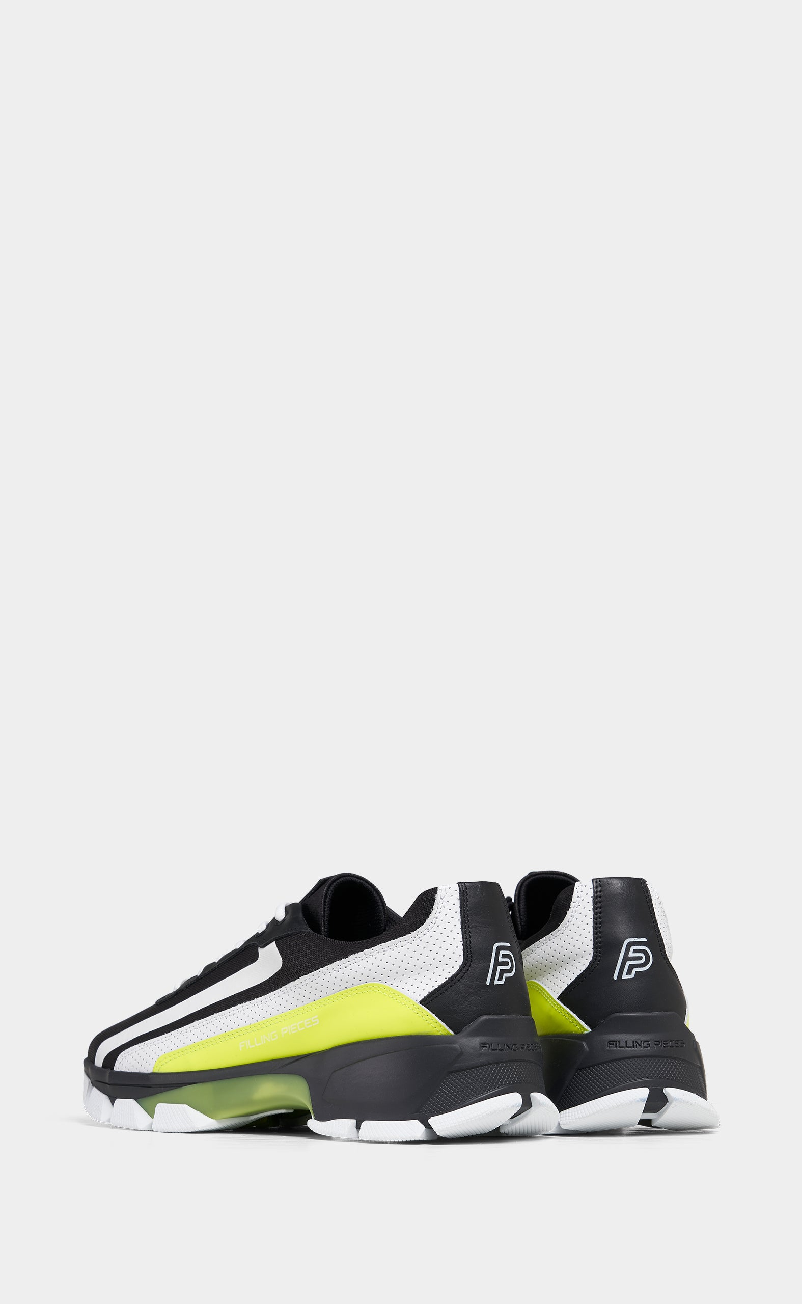 Track Radar Line Black Neon - men