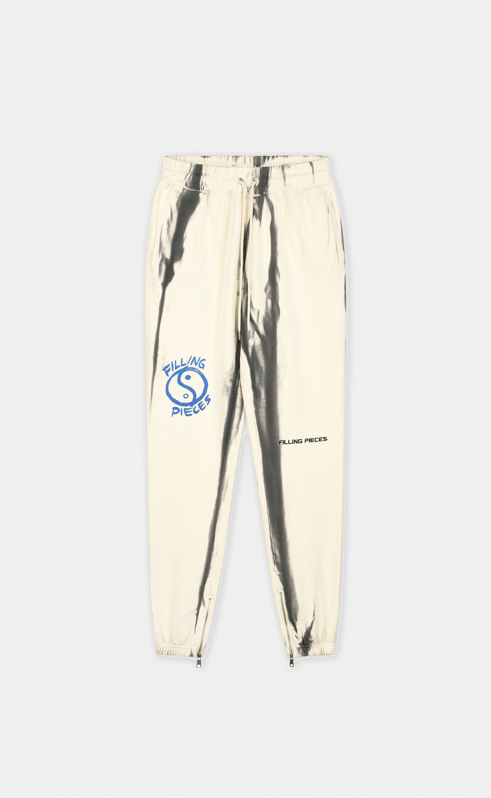 Graphic Sweatpants FP Yin Yang Off White - men