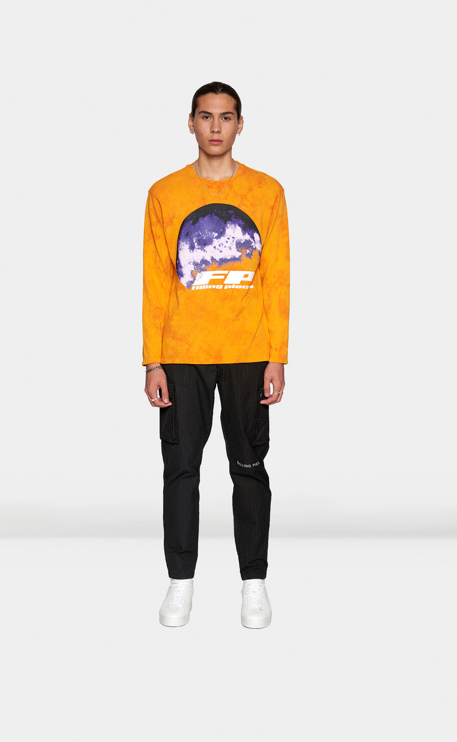 Graphic Longsleeve FP World Orange - men