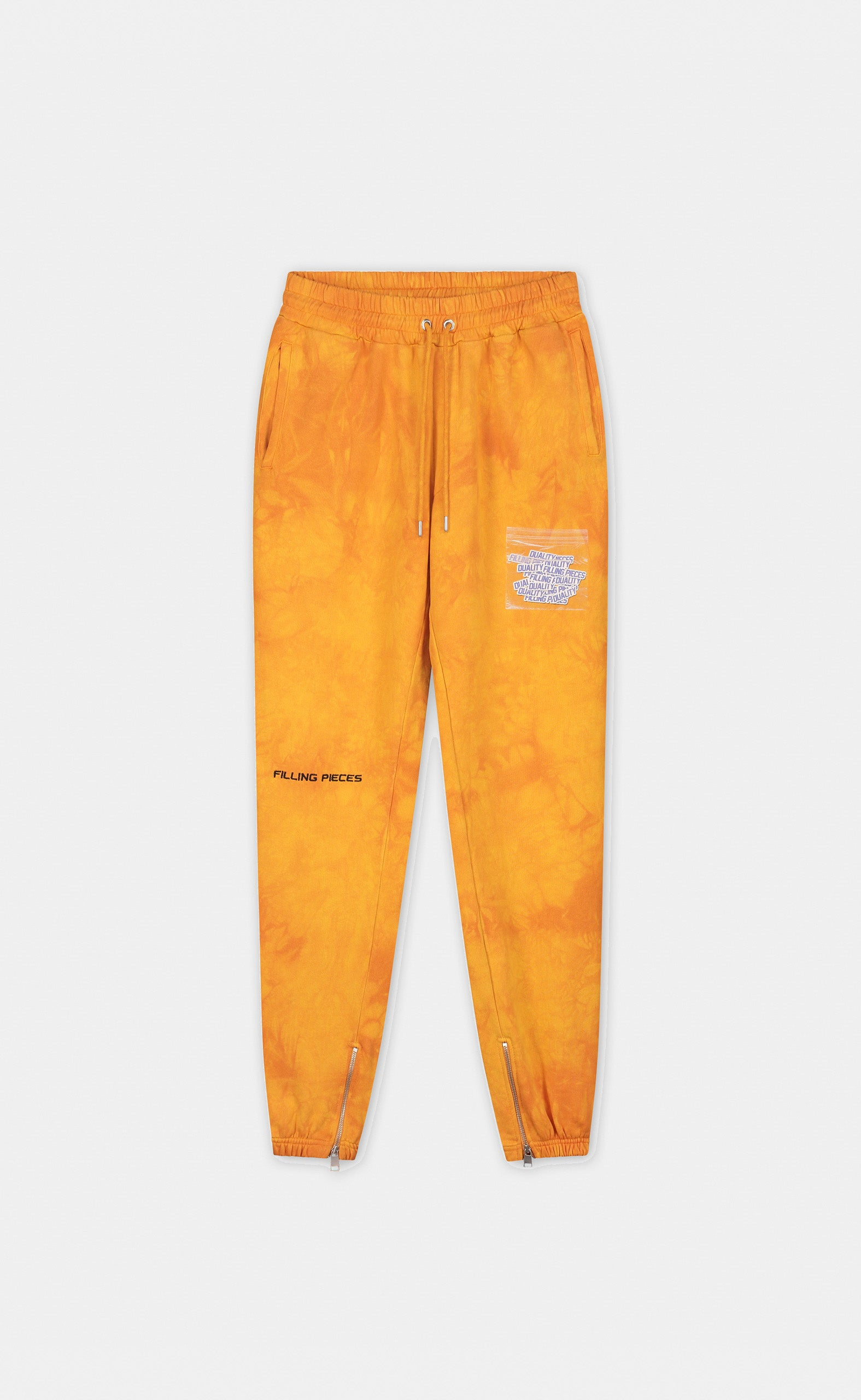 Graphic Sweatpants FP World Orange - women