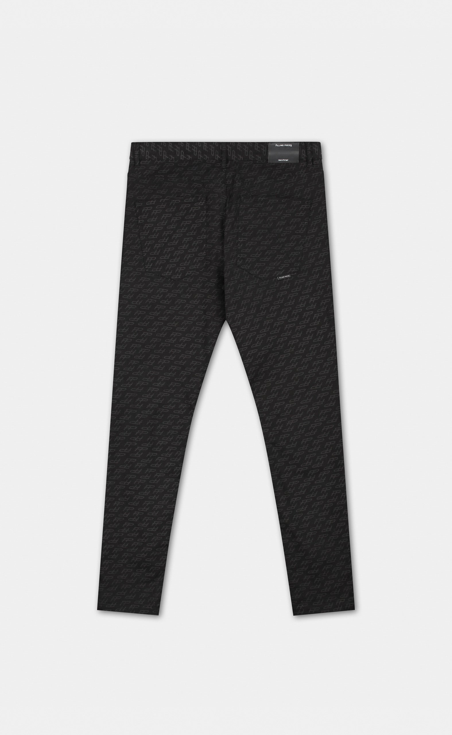 Jeans FP Monogram Black - men