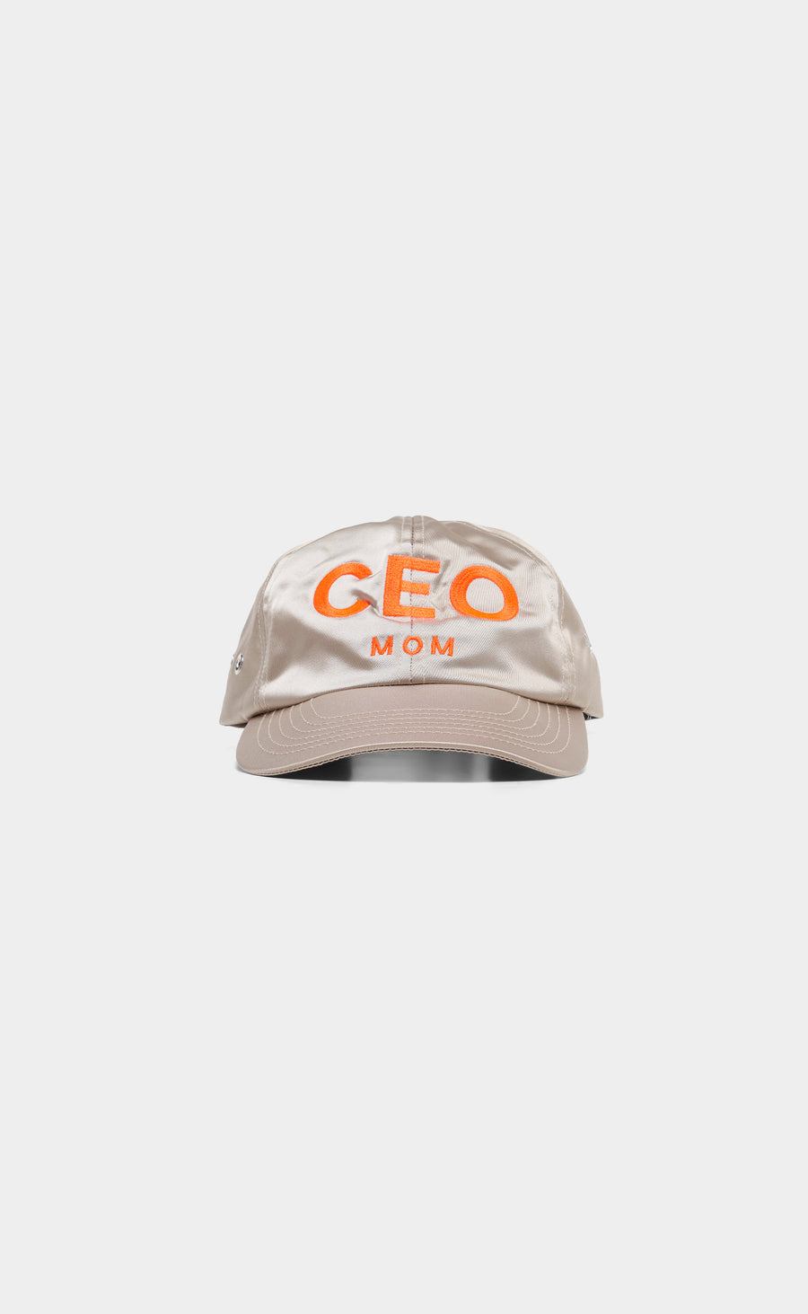 Cap Ceo Mom Off White