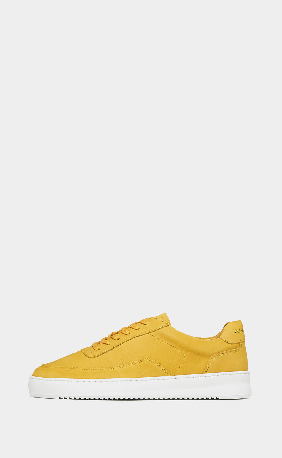 Mondo Ripple Nubuck Yellow - men