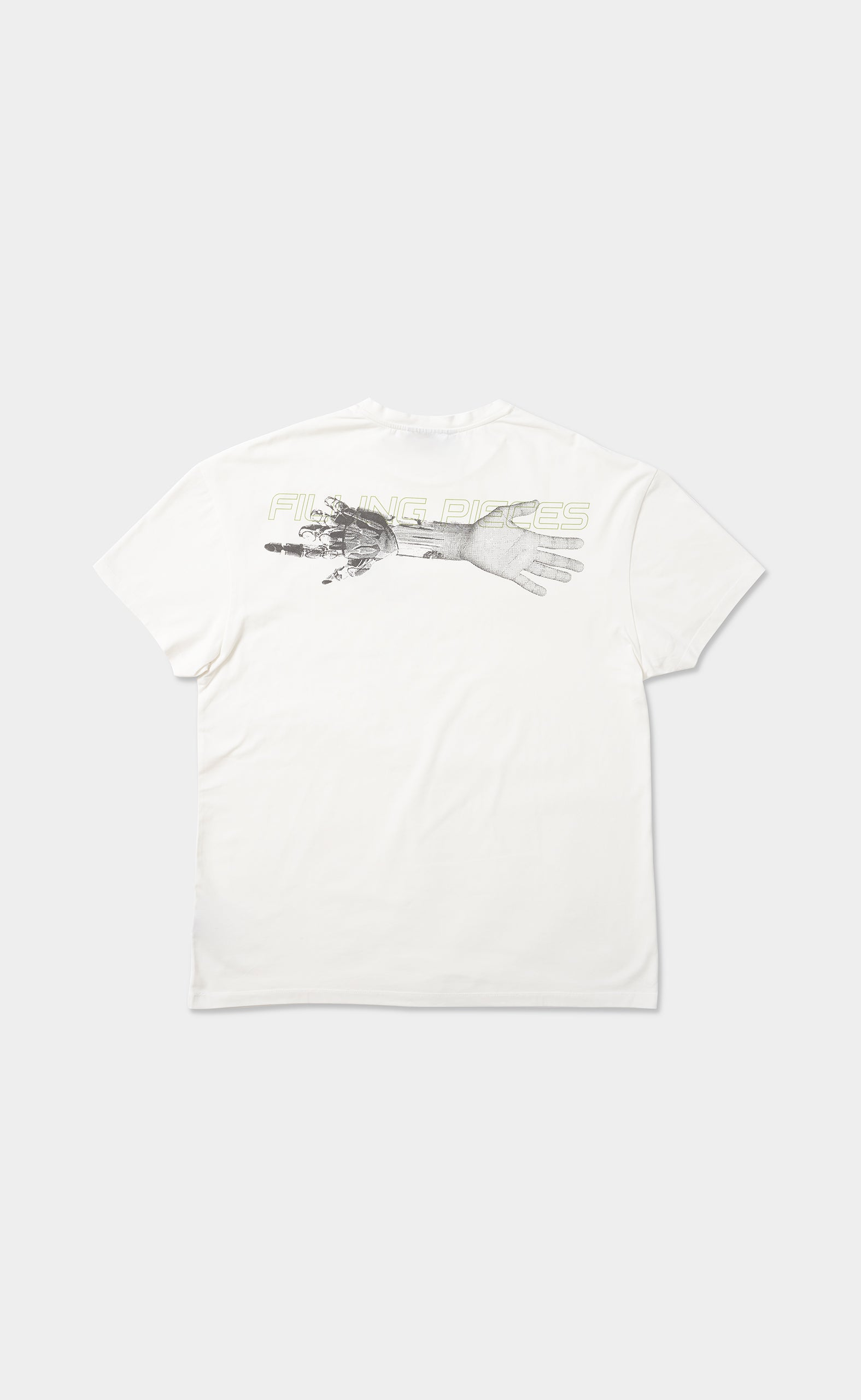 Logo Tee Respect The Old Off White