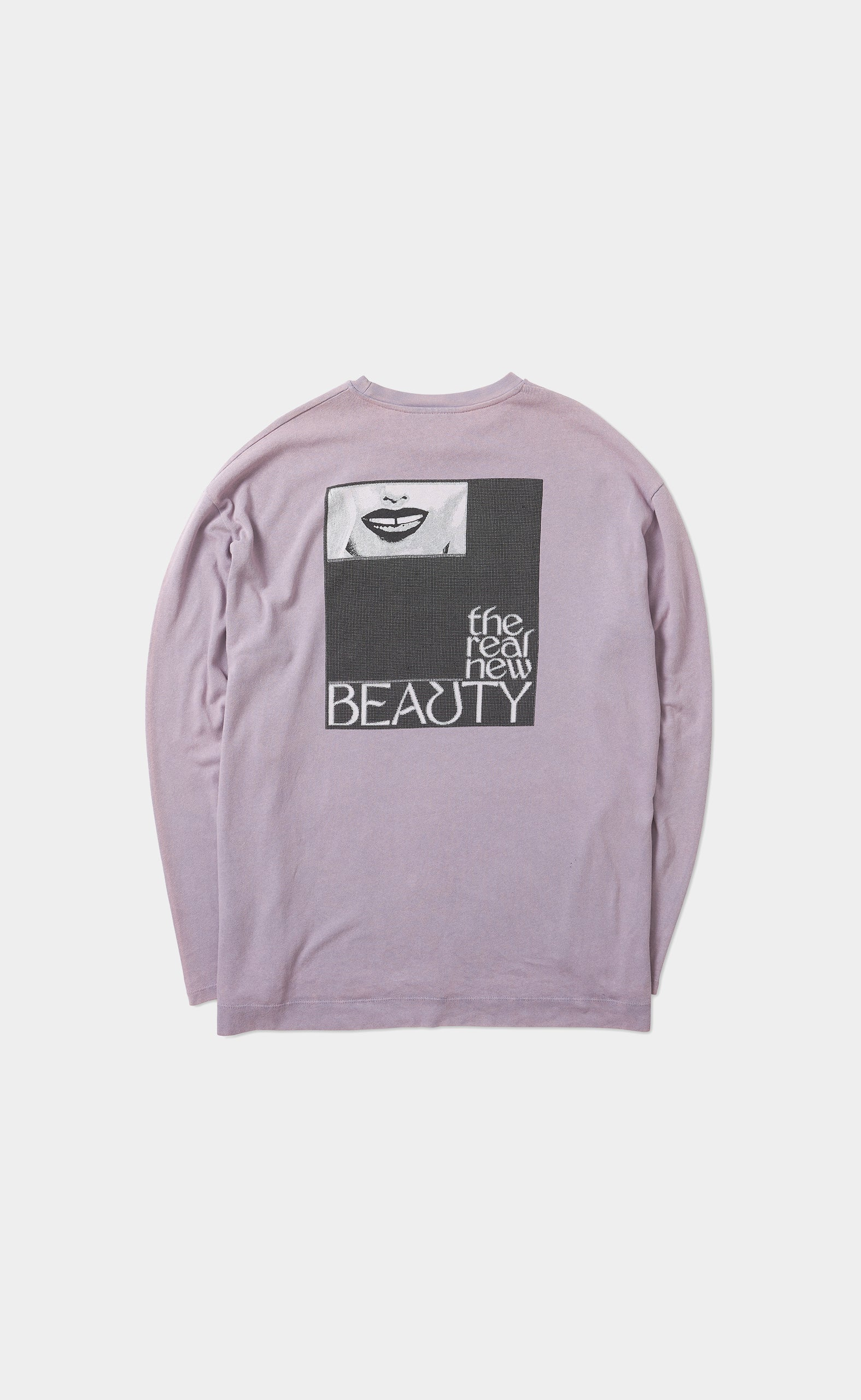 Longsleeve Real Beauty Lilac