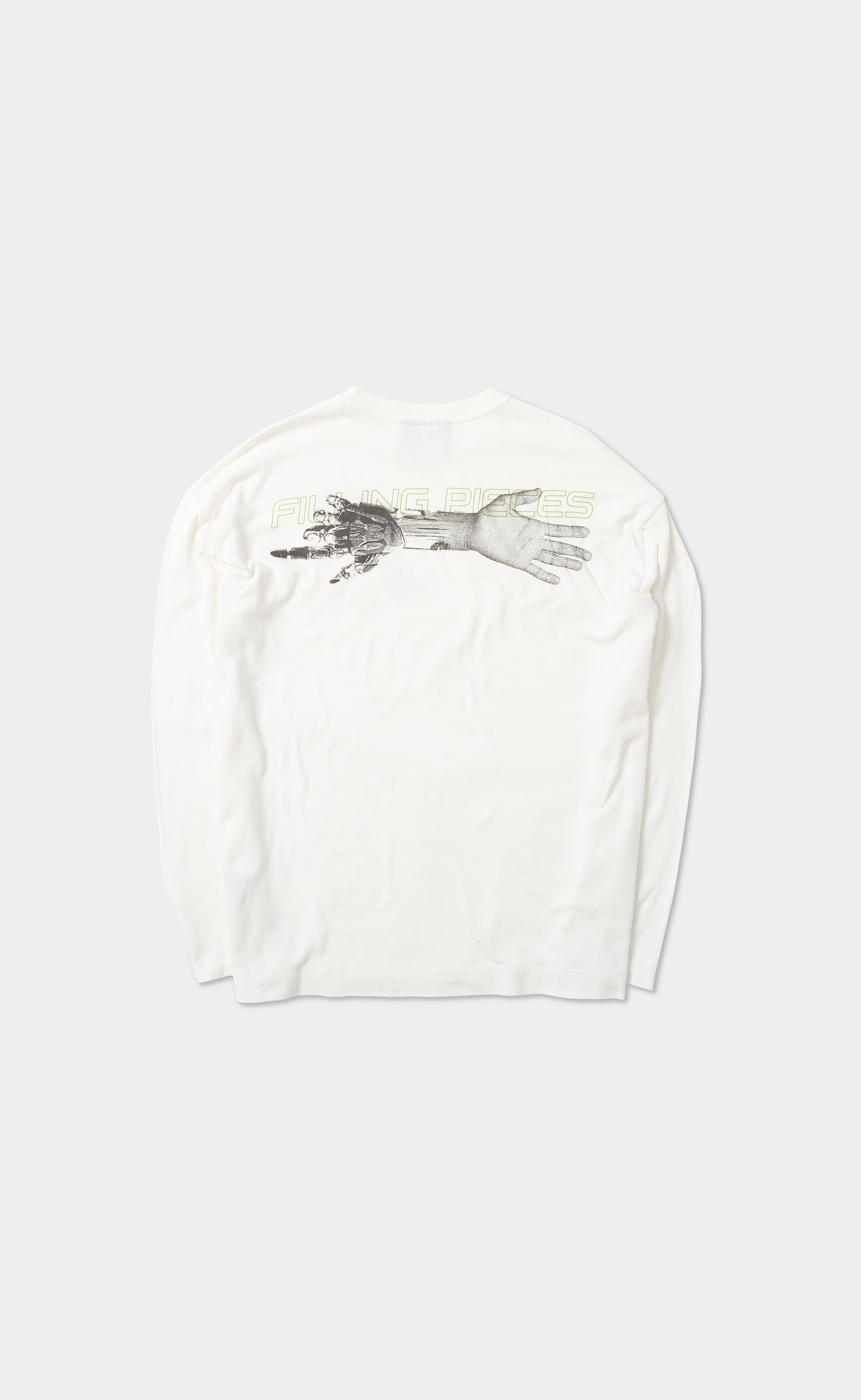 Longsleeve Respect The Old Off White
