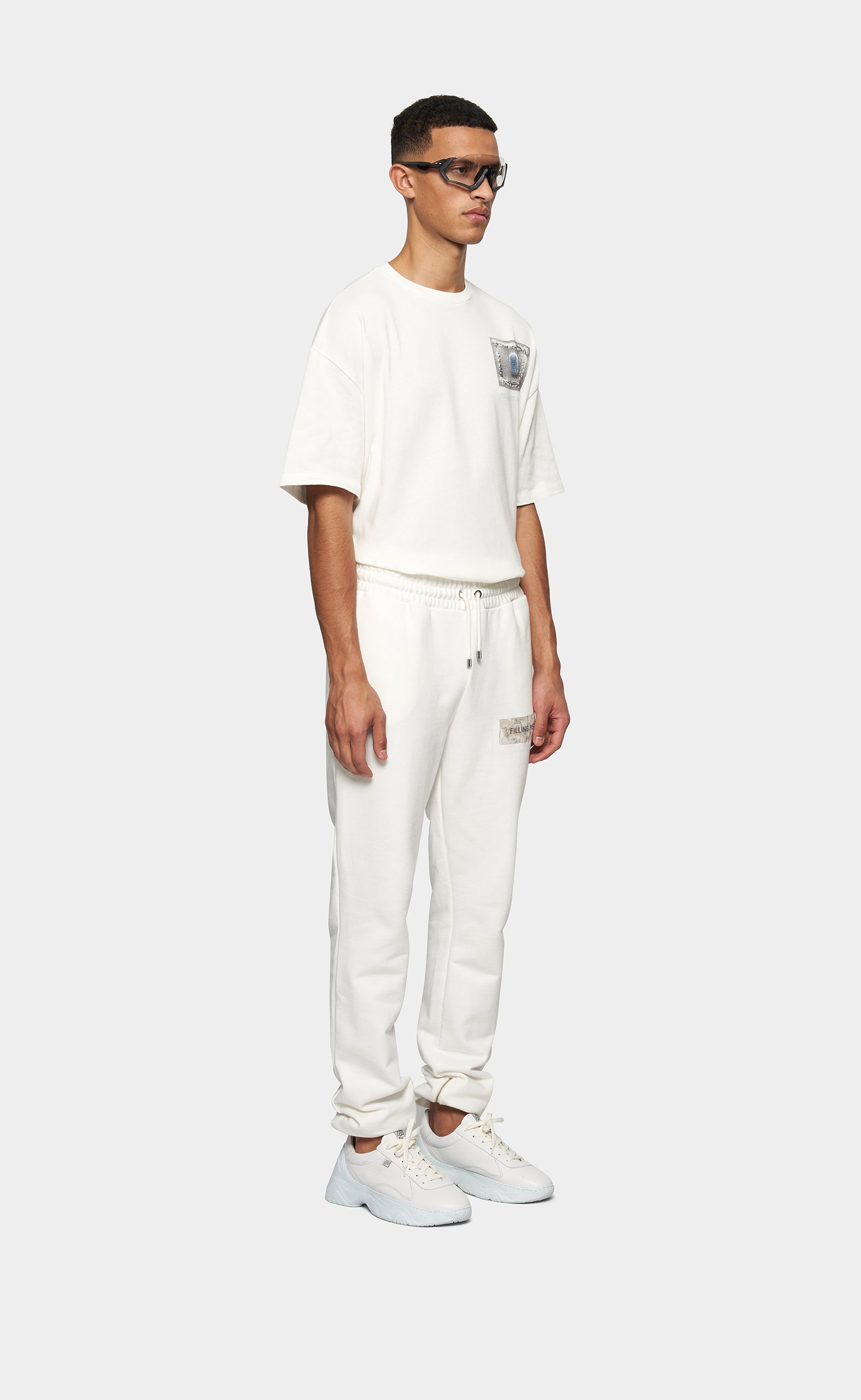 Sweat Pants Respect The Old Off White