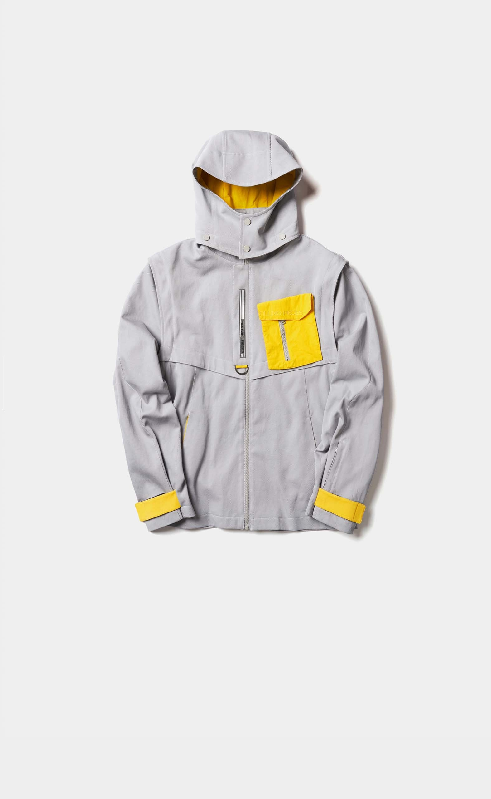Tech Jacket Grey