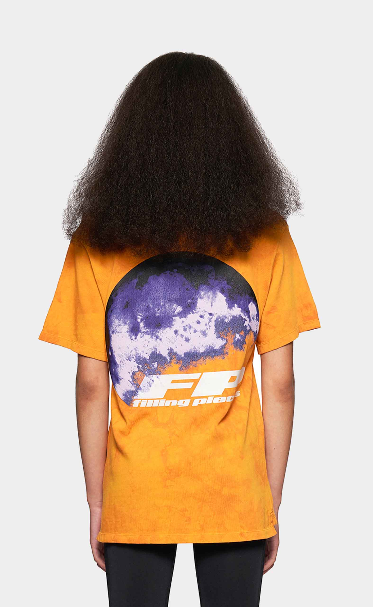 Graphic Tee FP World Orange - women