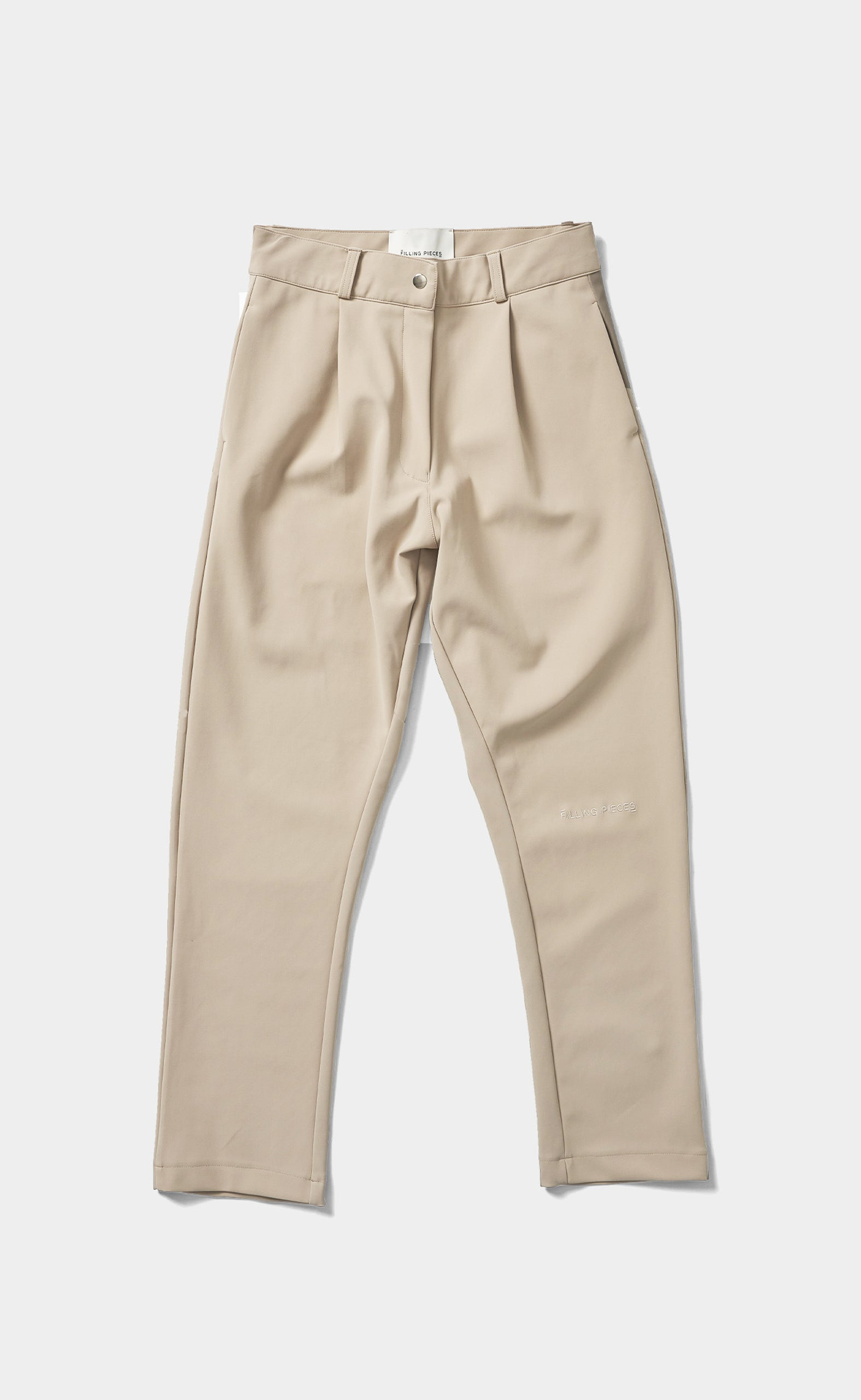 Suit Pants Classic Beige - men