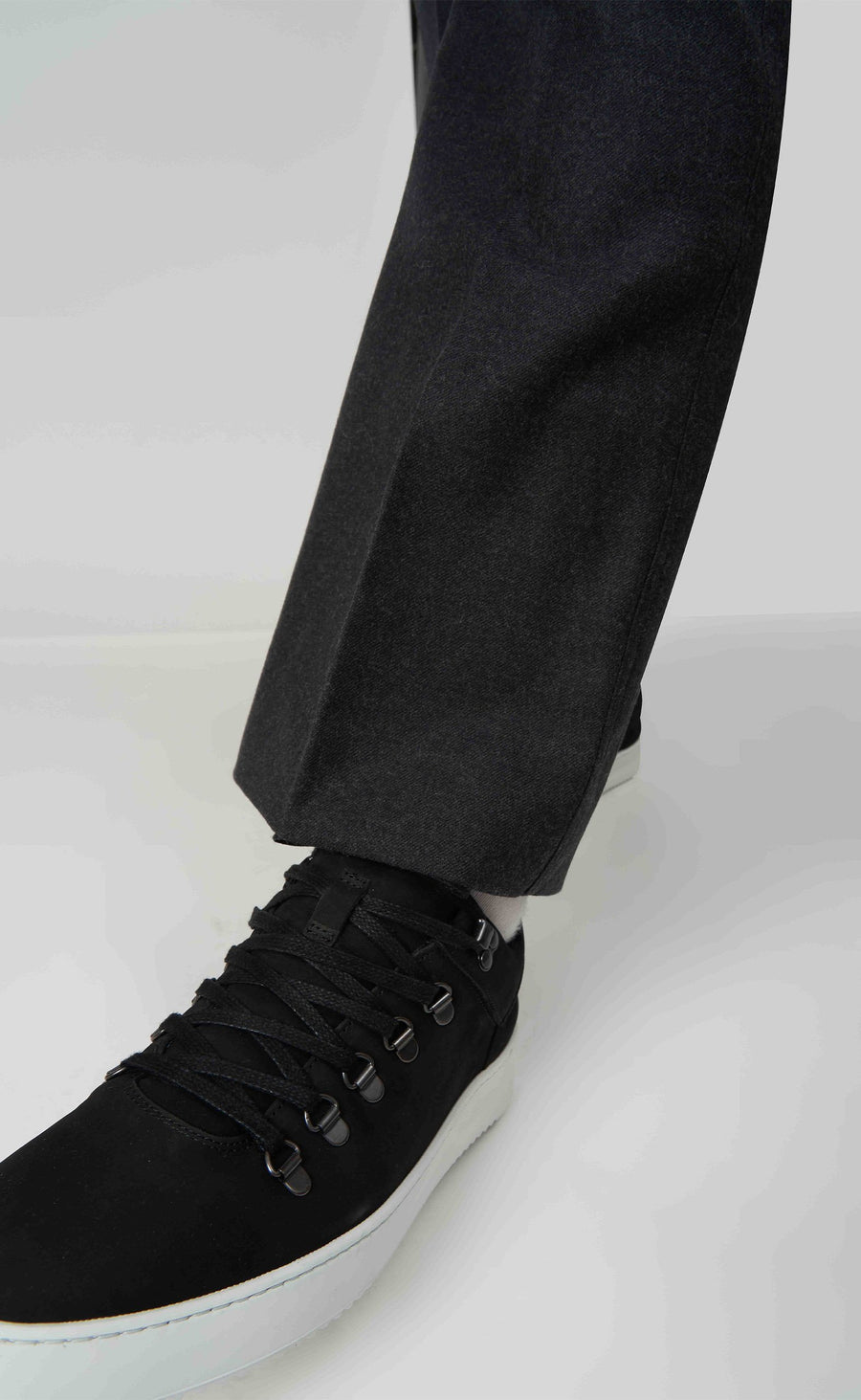 Mountain Cut Fundament Ripple Black - men