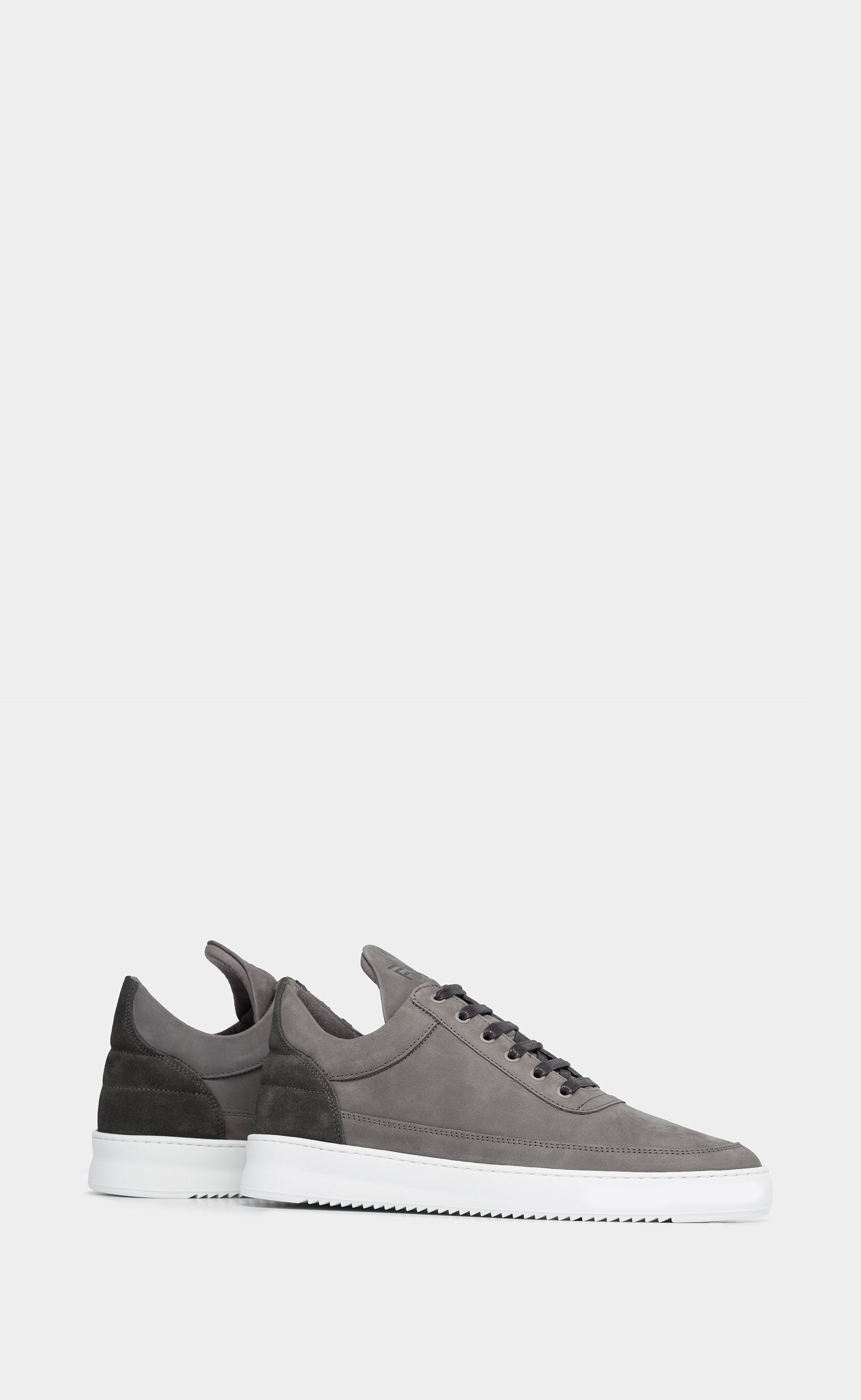 Low Top Nubuck Grey