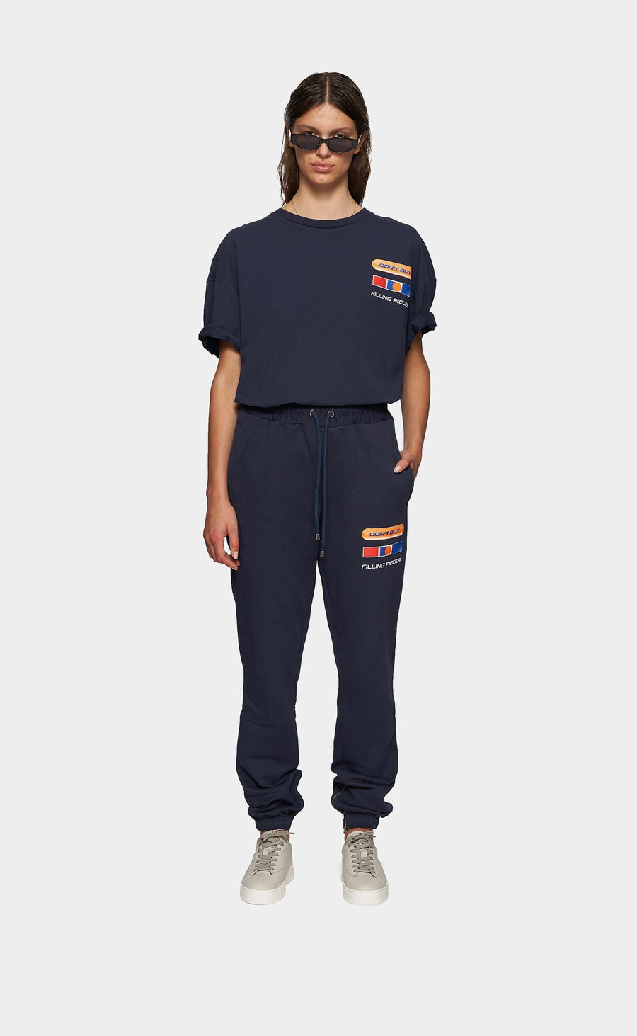 SWEAT PANTS DON'T BUY NAVY - men