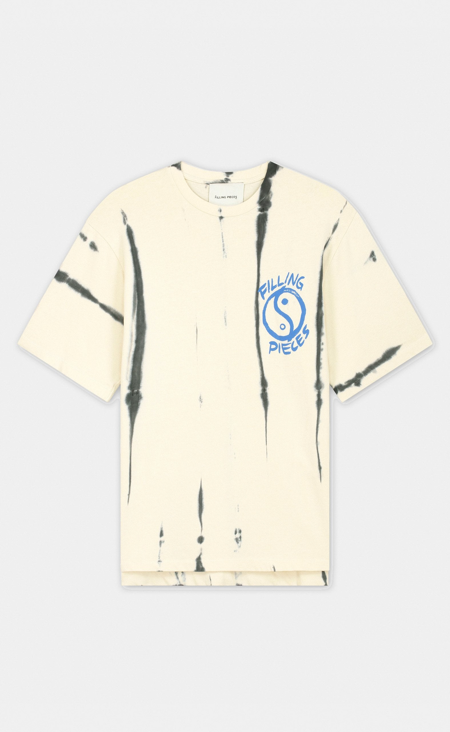 Graphic Tee FP Yin Yang Off White - men