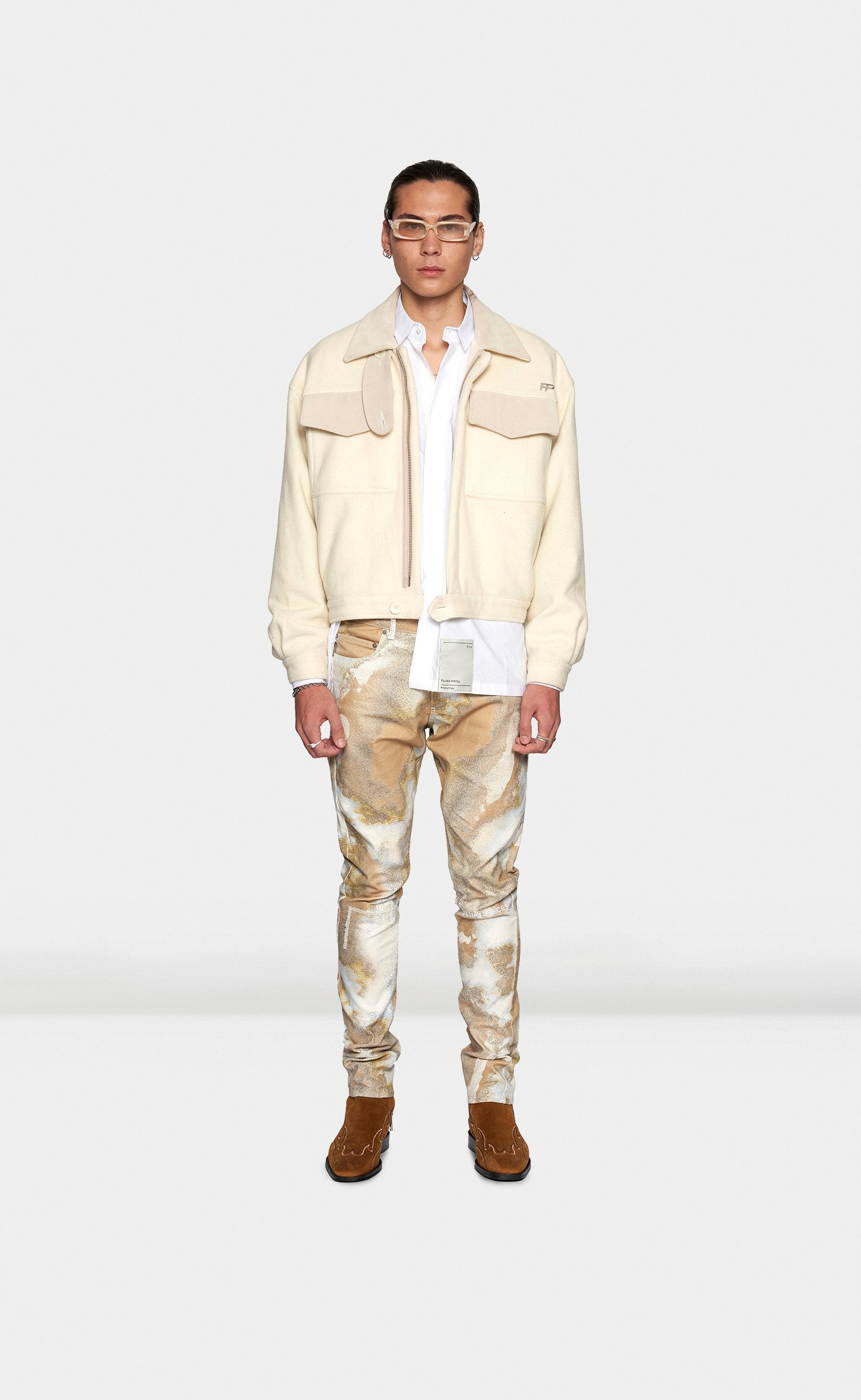 Jeans Air Beige - men