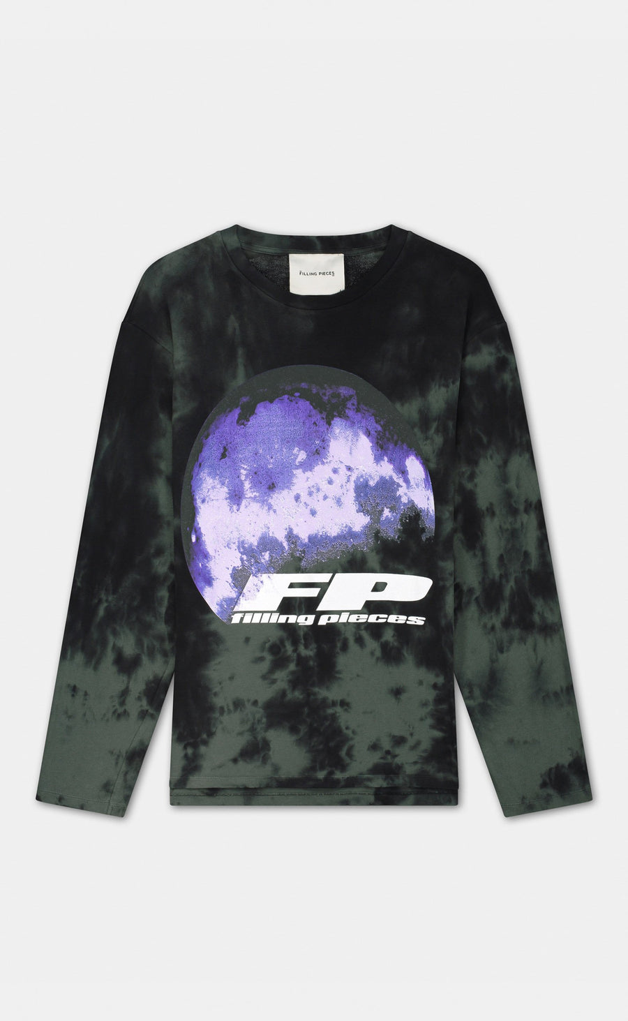 Graphic Longsleeve FP World Black - men
