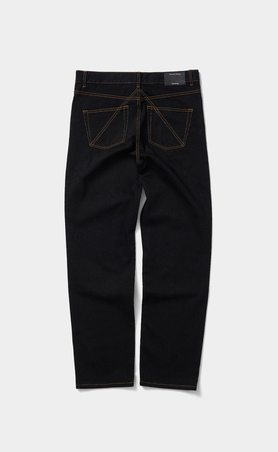 Denim Pants Black - men