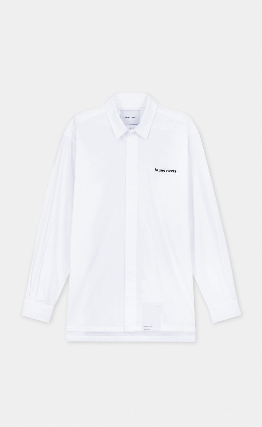 Shirt White - men