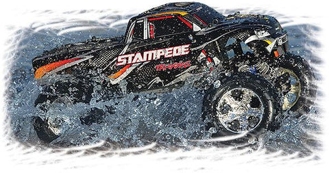 Traxxas Stampede 1/10 RTR Monster Truck