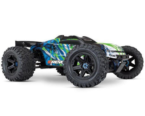 Traxxas E-Revo VXL 2.0 RTR 4WD Electric Monster Truck