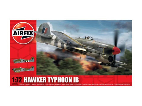 AIRFIX HAWKER TYPHOON