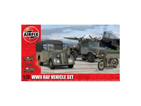 AIRFIX RAF VEHICLES 1/72