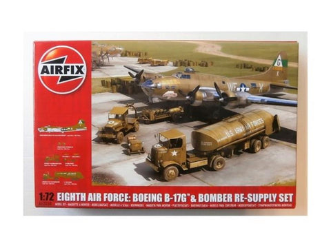 AIRFIX EIGHTH AIR FORCE RESUPPLY SET 1/72 - NEW LIVERY