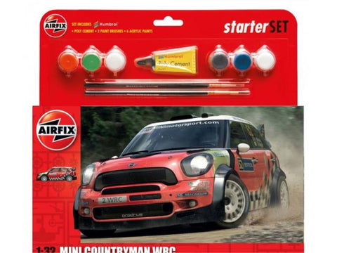 AIRFIX MINI COUNTRYMAN WRC