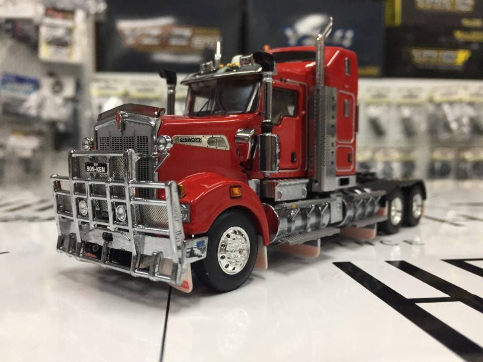 DRAKE T909 Prime Mover - Rosso Red