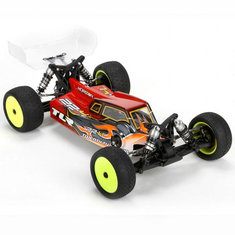 TLR 22-4 Buggy, 1/10th 4WD Race Kit