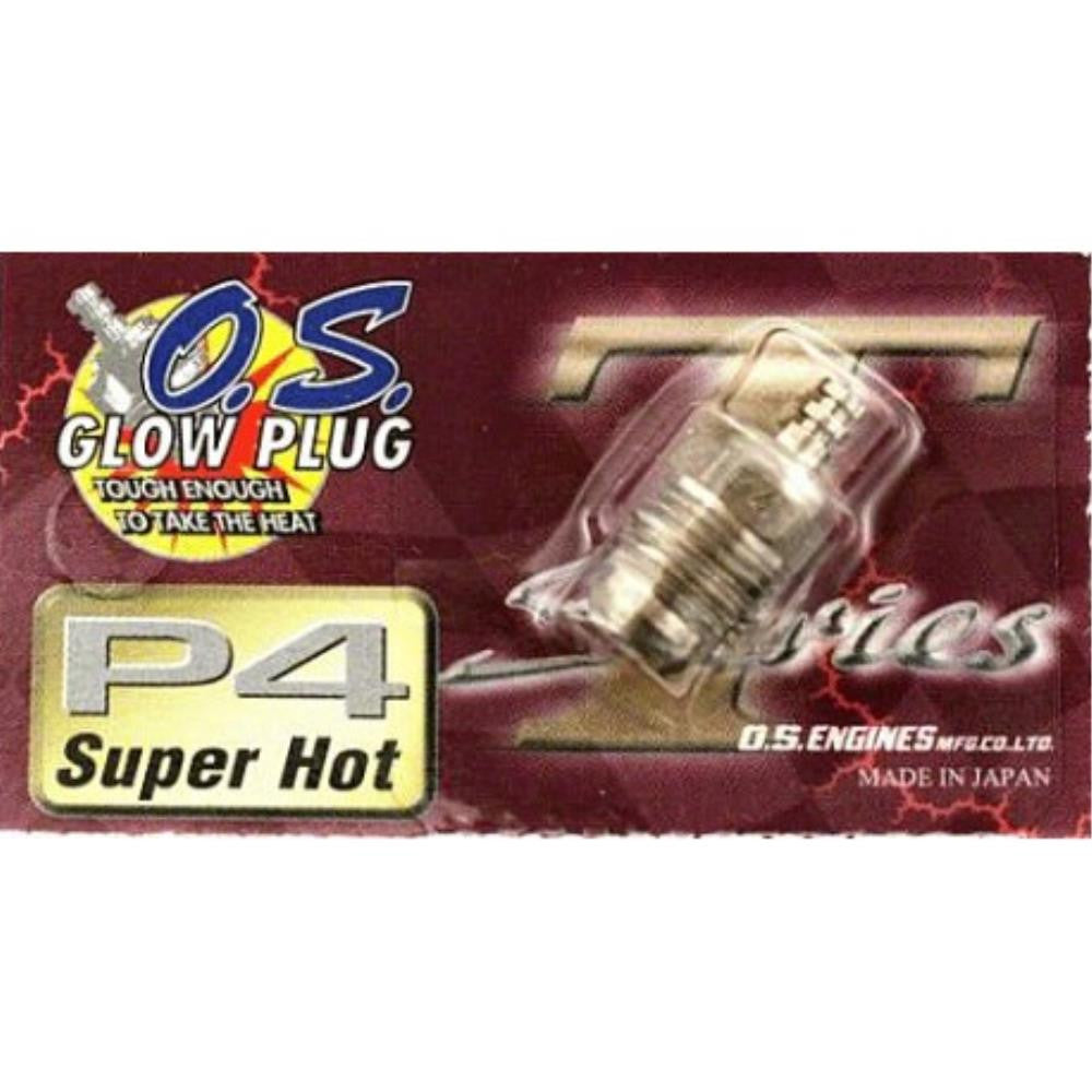 GLOW PLUG P4 (SUPER HOT) TURBO