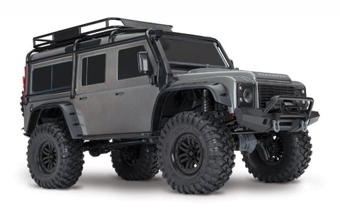 TRAXXAS TRX-4 Scale And Trail Crawler (GREY) 82056-4-GREY