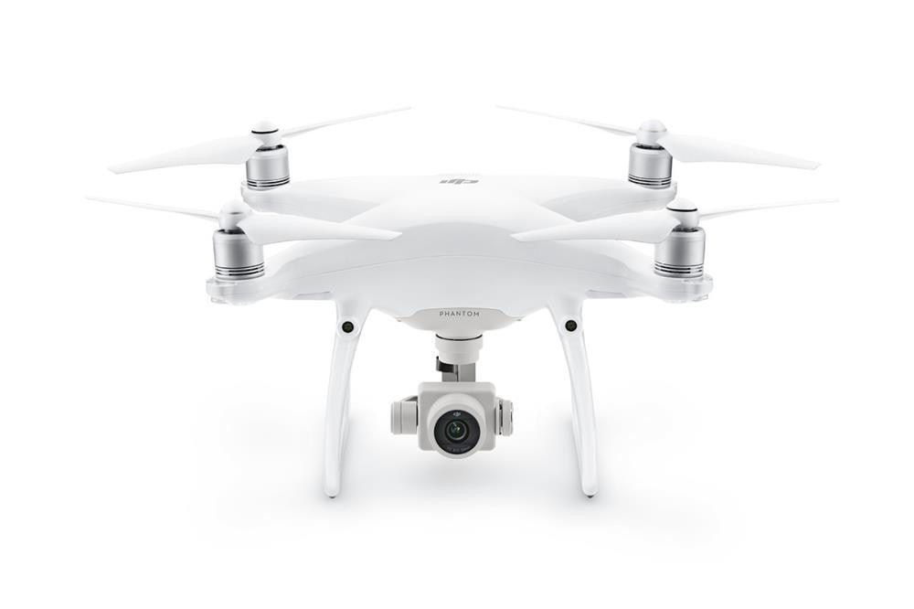 DJI Phantom 4 with two extra battery
