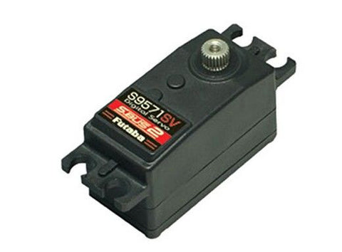 FUTABA  S9571SV S.Bus2 Low-Profile Metal Gear Servo For 1/10 RC Car (S9571SV)