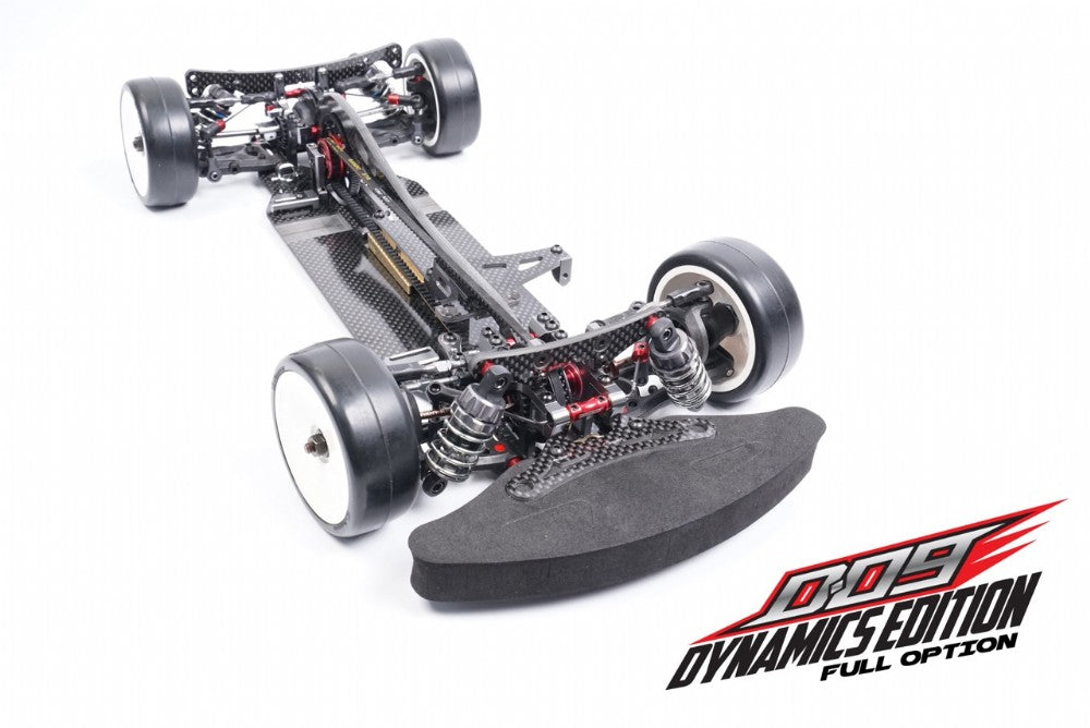 VBC WildFireD09 Dynamics Edition 1:10 Touring Car Kit D-05-VBC-CK30 * Free Shipping