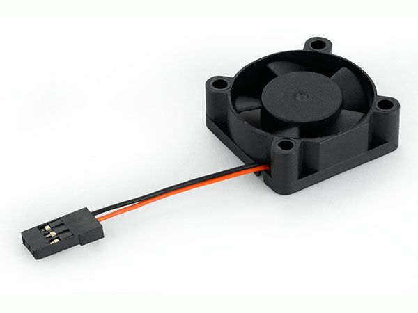 HOBBYWING Fan MP3010SH 5V 10,000RPM at 5v - Black  (HW86080080)