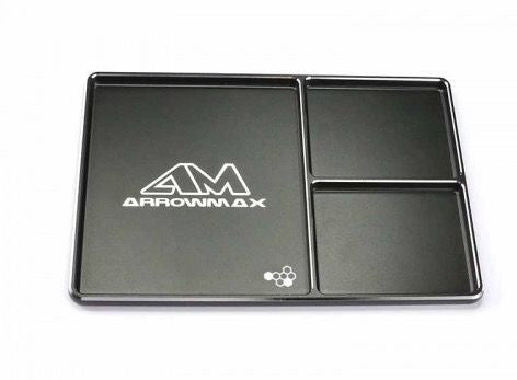ARROWMAX Multi Alu Case For Screws (180X120X8mm) (AM-170064)