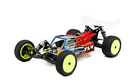 TLR 22 3.0 SPEC-RACER MID MOTOR 1/10TH BUGGY KIT TLR03010