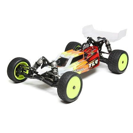 TLR 22 4.0 1/10 2wd Competition Buggy Kit TLR03013