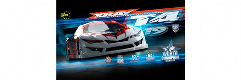 XRAY T4 2019  - 1/10 LUXURY ELECTRIC TOURING CAR KIT (XY300025)  ** FREE SHIPPING