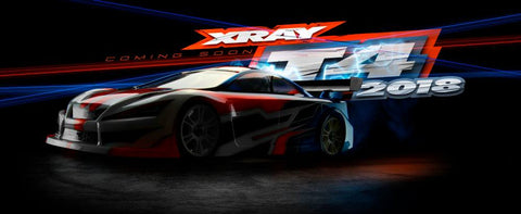 XRAY T4 2018 TOURING CAR KIT ( XY300024 ) - Free Express Shipping