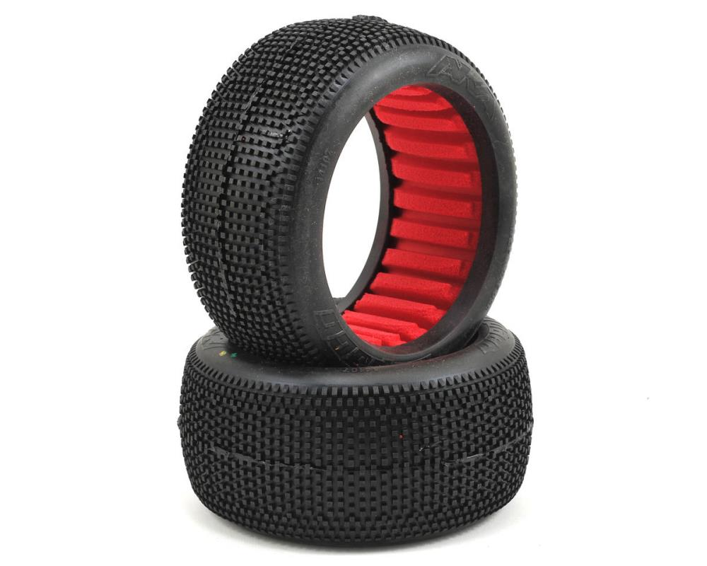 AKA 1:8 TRUGGY EVO IMPACT SOFT - LONG WEAR (W/RED INSERTS)
