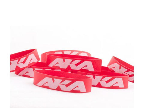 AKA AKA TIRE MOUNTING BANDS 1:8 / 1:10 (8 PCS)