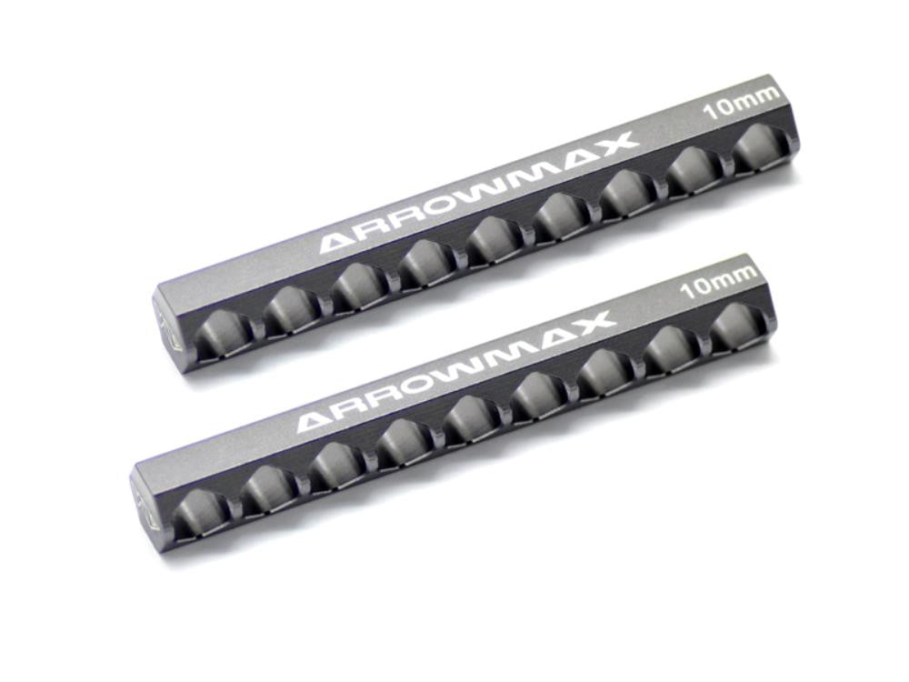 ARROWMAX CHASSIS DROOP GAUGE BLOCKS 10 MM Honeycomb (2)