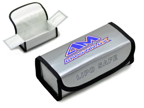 ARROWMAX Lipo Safe Bag (185 X 75 X 60MM)(AM-199502)