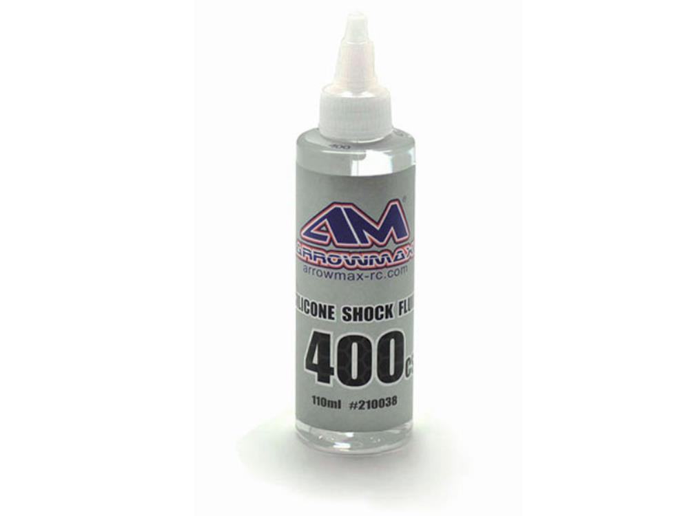 ARROWMAX Silicone Shock Fluid 110ml 400 cst (AM-210038)