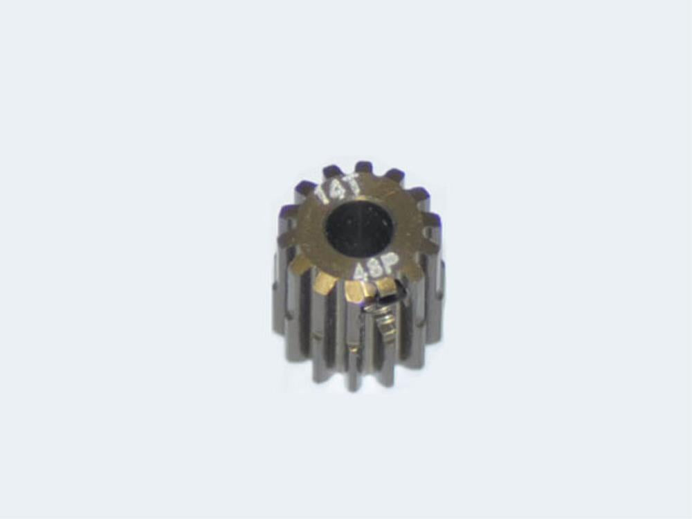 ARROWMAX Pinion Gear  48P 14T(7075 Hard)(AM-348014)